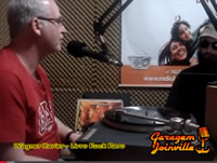 Programa de rádio – Garagem Joinville – 2011